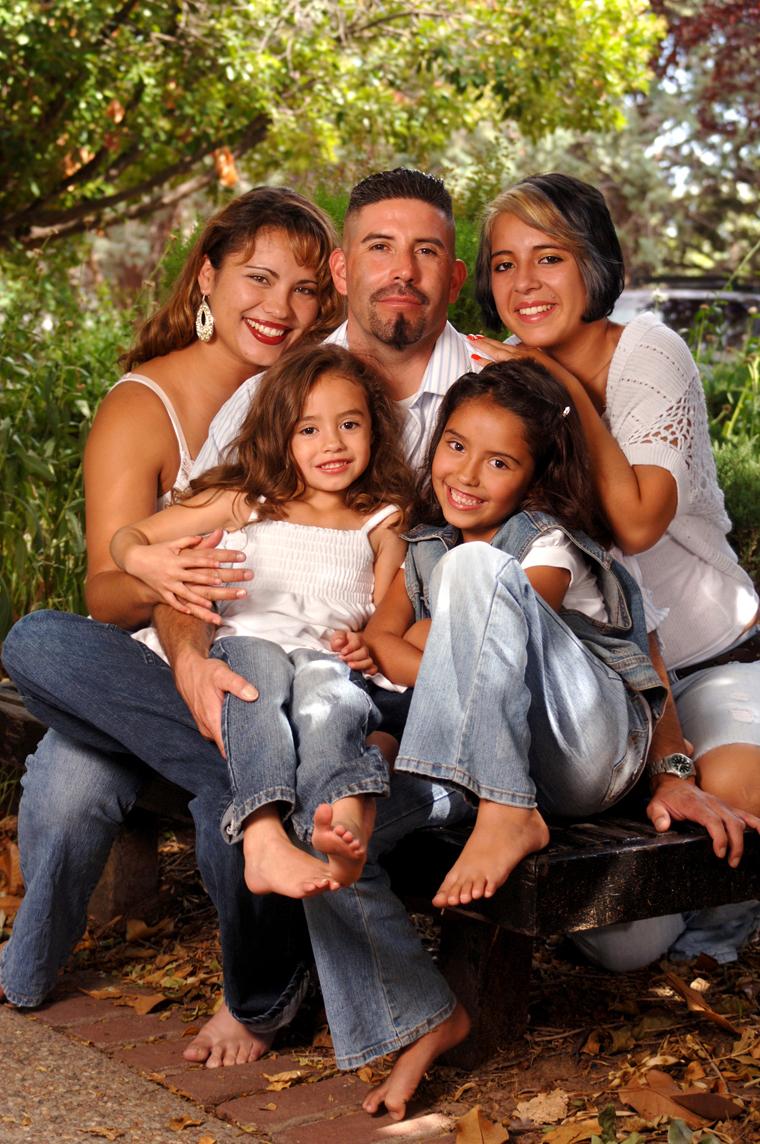 Family Portraits On Location